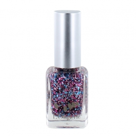 Vernis Pailleté Candy Blue Pink