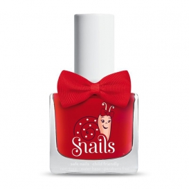 Vernis à l'eau Rouge Lady Bird