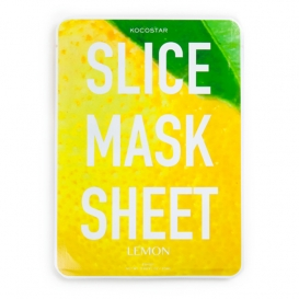 Masque Visage Citron