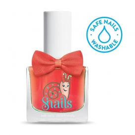 Vernis à l'eau Bleu Orange Lollipop