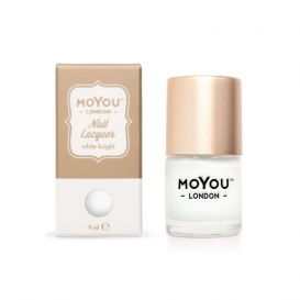 Vernis Nail Art Moyou White Knight