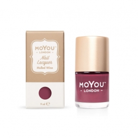 Vernis Nail Art Moyou Mulled Wine