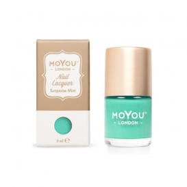 Vernis Nail Art Moyou Turquoise Mint