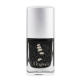 Vernis Noir Pailleté Black Diamond